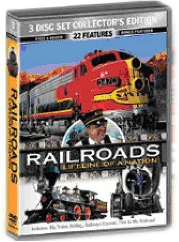 Railroads Lifeline Of A Nation Railroads Lifeline Of A Nation Nr 3 DVD