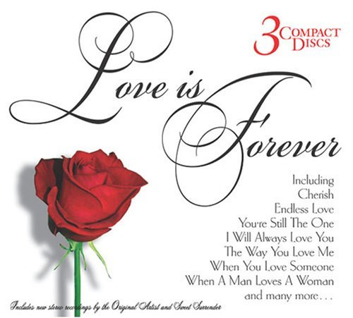 Love Is Forever Love Is Forever 3 CD Set