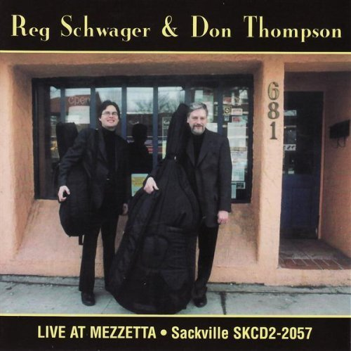 Schwager Thompson Live At Mezzetta