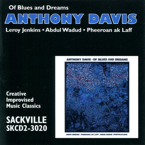 Anthony Davis Of Blues & Dreams