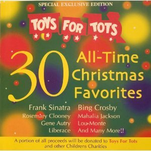 Toys For Tots 30 All Time Christmas Favorites