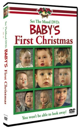 Babys First Christmas Set The Mood DVD Clr Nr