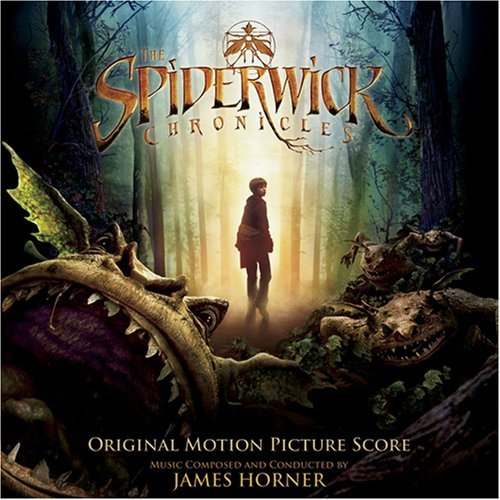 Spiderwick Chronicles Soundtrack