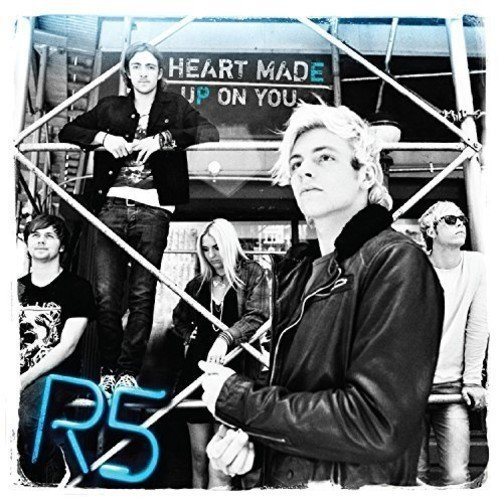 R5 Heart Made Up On You Import Arg