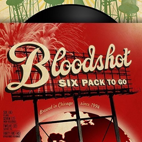 Various Artist Bloodshot Six Pack To Go