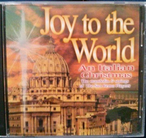 joy to the world italian christmas feat san remo players