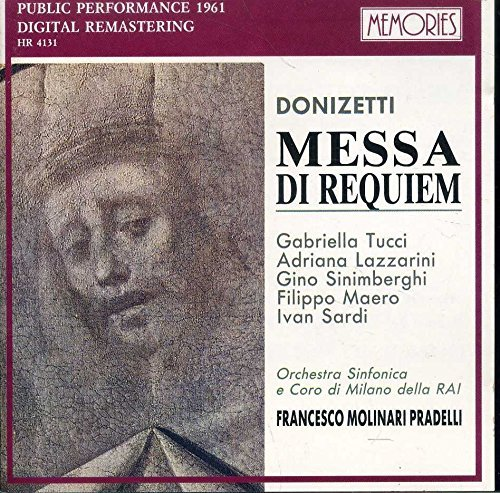 G. Donizetti Messa Di Requiem