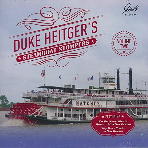 Heitger's Steamboat Stompers Volume 2