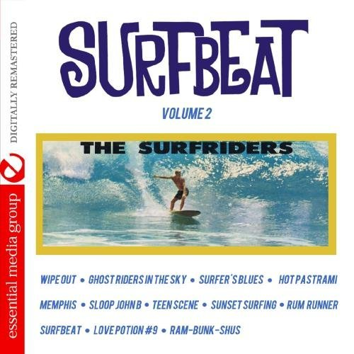 Surfriders/Vol. 2-Surfbeat@This Item Is Made On Demand@Could Take 2-3 Weeks For Delivery