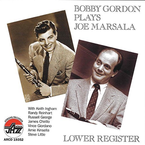 Bobby Gordon Lower Register Bobby Gordon P