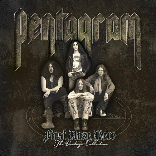 Pentagram/First Daze Here@Explicit Version