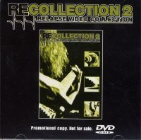 Recollection Vol. 2 Relapse Video Collectio