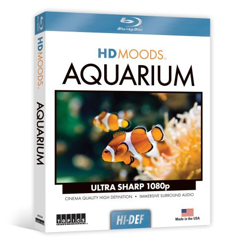 Hd Aquarium Hi Def Moods Ws Blu Ray Nr