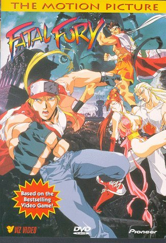 Fatal Fury Motion Picture Fatal Fury Motion Picture Clr Cc Ws Keeper Nr