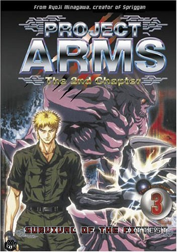 Project Arms 2nd Chapter Vol. 3 Survival Of The Fittest Clr Nr