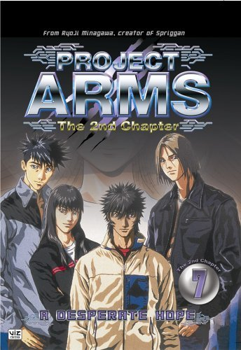 Project Arms 2nd Chapter Vol. 7 Desperate Hope Clr Nr