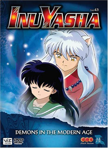 Inuyasha Vol. 43 Demons In The Modern A Clr Nr