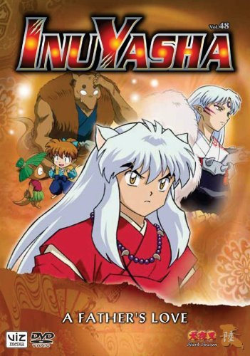 Inuyasha Vol. 48 Father's Love Clr Nr