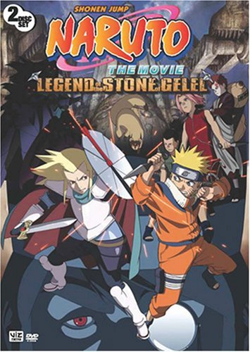 Naruto The Movie 2 Naruto The Movie 2 Ws Jpn Lng Eng Sub Dub T 2 DVD