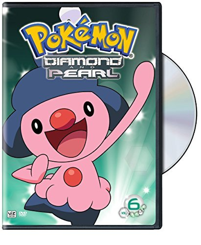 Vol. 6 Pokemon Diamond & Pearl Nr