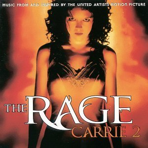 Carrie 2 Rage Soundtrack Ra Shrock Lax Sixteen Volt Fear Factory Type O Negative