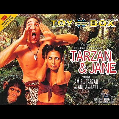 Toy Box Tarzan & Jane