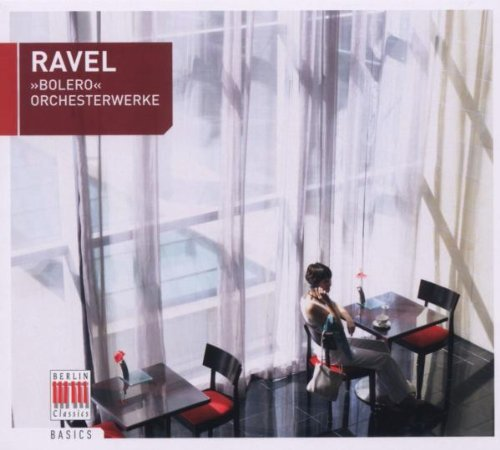 Joseph Maurice Ravel Orchestral Works Herbig Berlin So