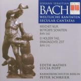 J.S. Bach Cant Wedding Mathis (sop) Popp (sop) Schreier Berlin Co