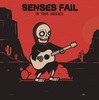 Senses Fail In Your Absence (black & Maroon Smash Color Vinyl) Exclusive Ltd. To 300 Copies