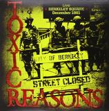 Toxic Reasons Live Berkeley Square December Live Berkeley Square December