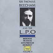 Thomas Beecham Conducts Berlioz Offenbach Etc Beecham London Phil Orch
