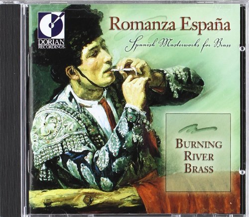 Burning River Brass Romanza Espana Burning River Brass