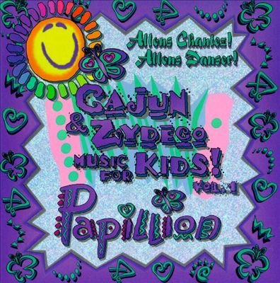Papillion Cajun & Zydeco Music For Kids