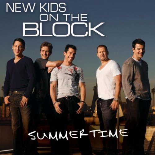 New Kids On The Block Summertime Import Aus