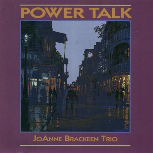 Brackeen Joann Power Talk