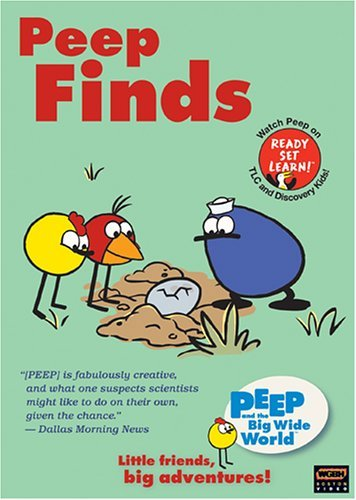 Peep Finds Peep & The Big Wide World Nr