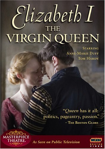 Elizabeth I The Virgin Queen Masterpiece Classic Ws Nr 2 DVD