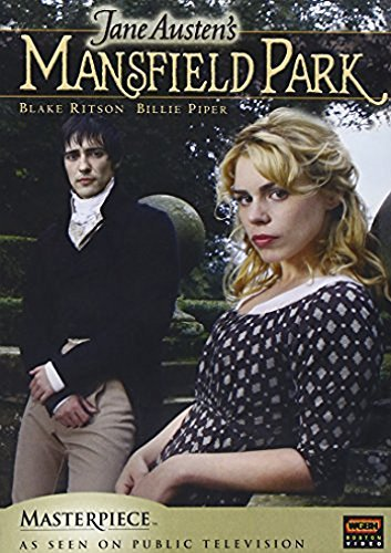 Mansfield Park Masterpiece Classic Ws Nr
