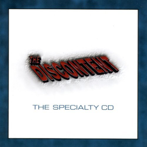 Discontent Specialty CD