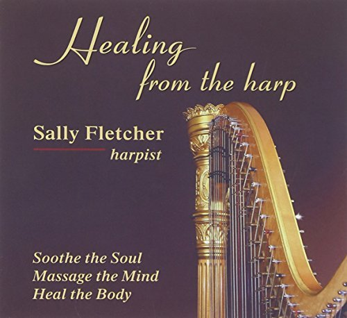Sally Fletcher Healing From The Harp