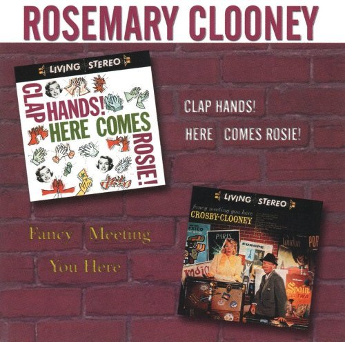 Rosemary Clooney Clap Hands Here Comes Rose Fan 2 On 1