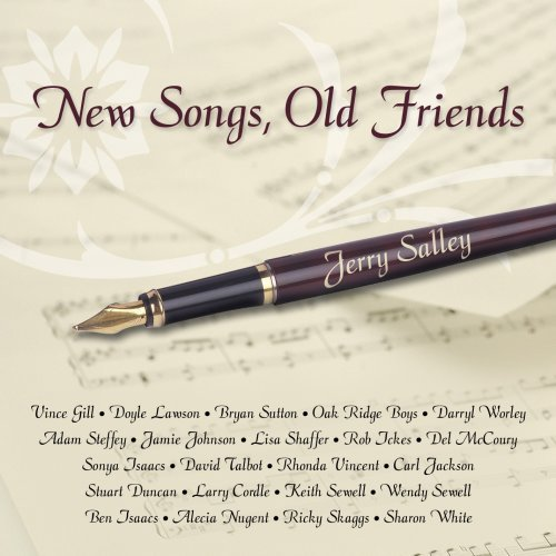 Jerry Salley New Songs Old Friends