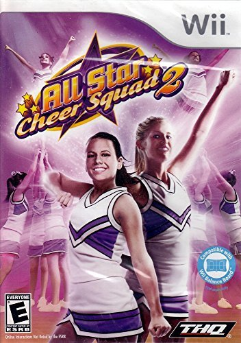 Wii All Star Cheer Squad 2