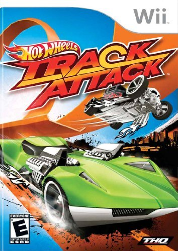 Wii Hot Wheels Track Attack