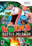 Wii Worms Battle Island