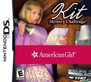 Nintendo Ds American Girl Kit Mystery Chal