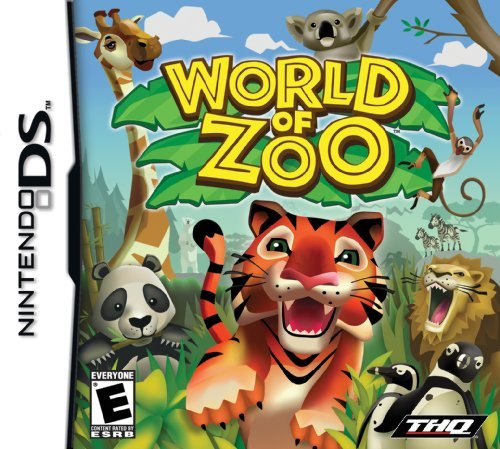 Nintendo Ds World Of Zoo