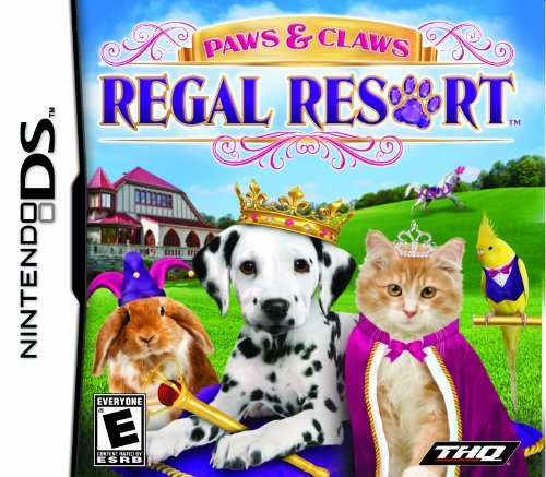 Nintendo Ds Paws & Claws Regal Resort