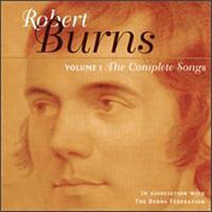 R. Burns Songs Comp Vol. 1