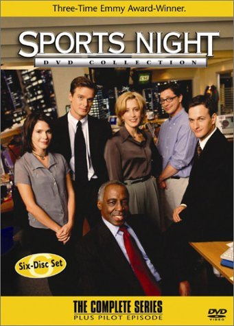 Sports Night Complete Series Clr Nr 3 DVD